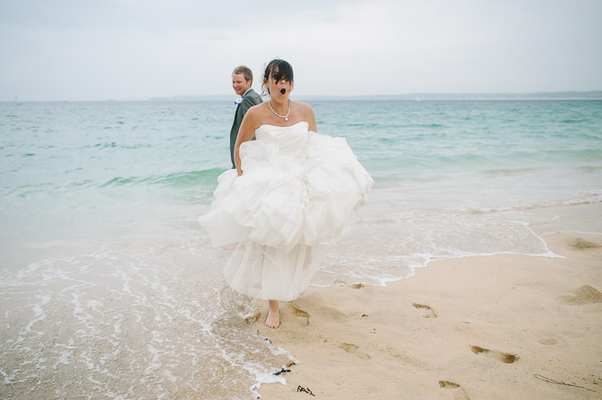 St Ives Harbour Hotel wedding, Chris and Rachel 94