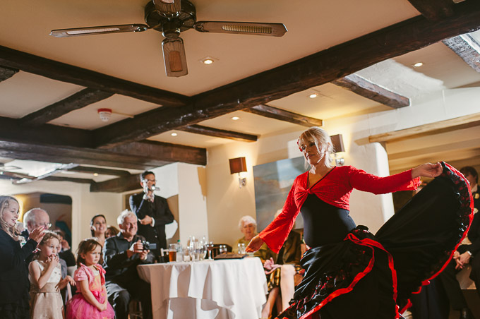 The Lugger Hotel wedding, Ellie and Phil 107