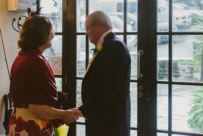 The Lugger Hotel wedding, Ellie and Phil 35