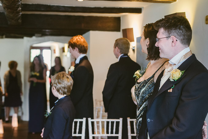 The Lugger Hotel wedding, Ellie and Phil 42