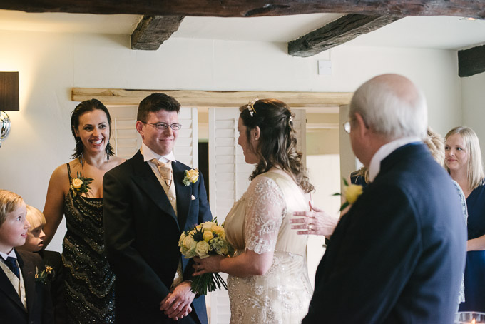 The Lugger Hotel wedding, Ellie and Phil 44