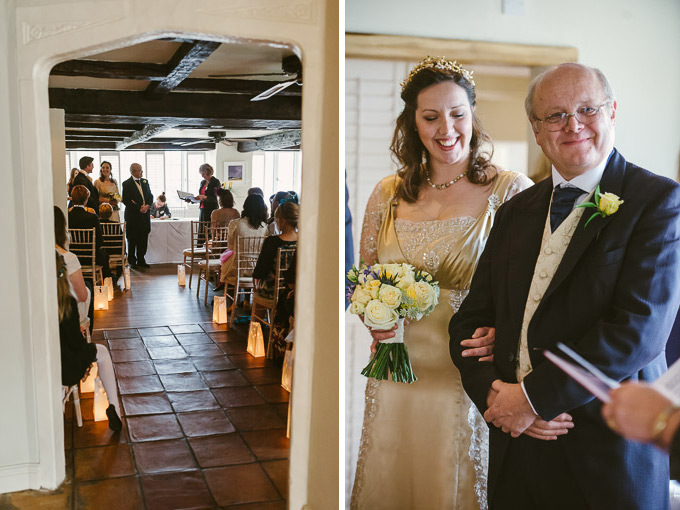 The Lugger Hotel wedding, Ellie and Phil 45