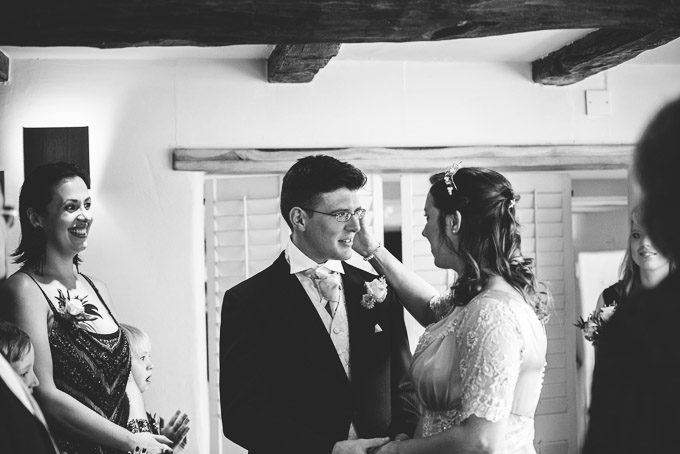 The Lugger Hotel wedding, Ellie and Phil 52