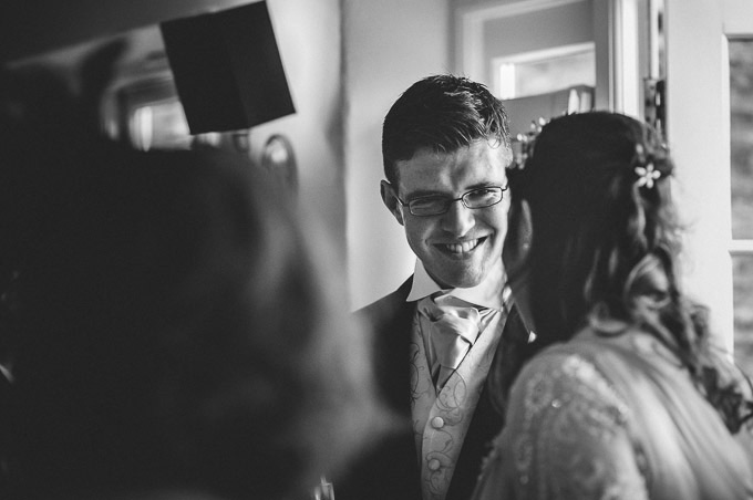 The Lugger Hotel wedding, Ellie and Phil 59