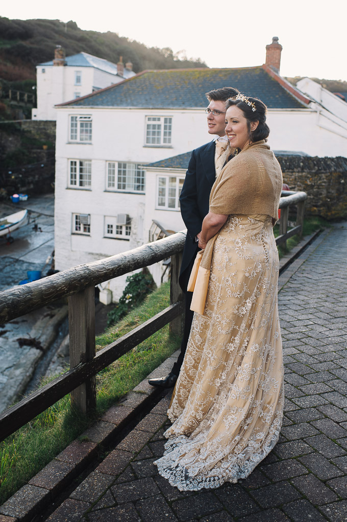 The Lugger Hotel wedding, Ellie and Phil 71