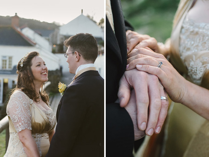 The Lugger Hotel wedding, Ellie and Phil 75