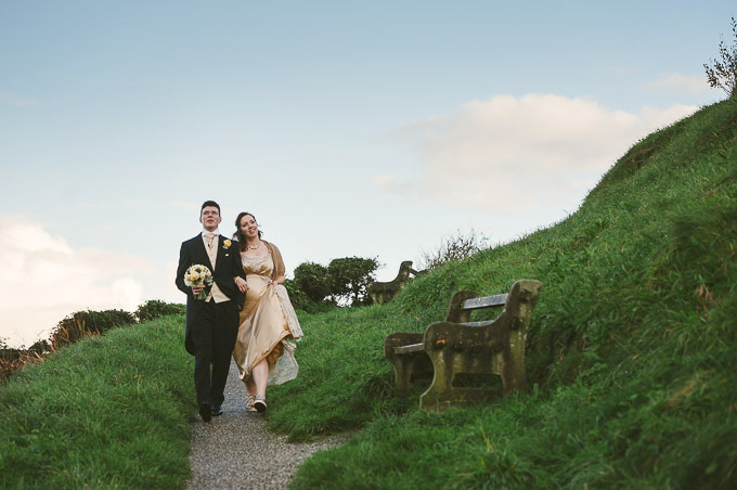 The Lugger Hotel wedding, Ellie and Phil 76