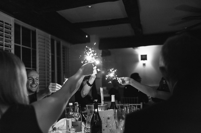 The Lugger Hotel wedding, Ellie and Phil 85