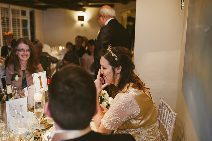 The Lugger Hotel wedding, Ellie and Phil 88