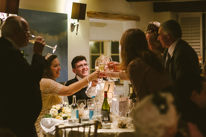 The Lugger Hotel wedding, Ellie and Phil 91
