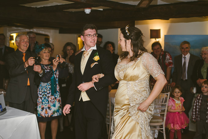The Lugger Hotel wedding, Ellie and Phil 93