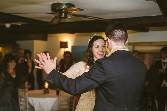 The Lugger Hotel wedding, Ellie and Phil 94