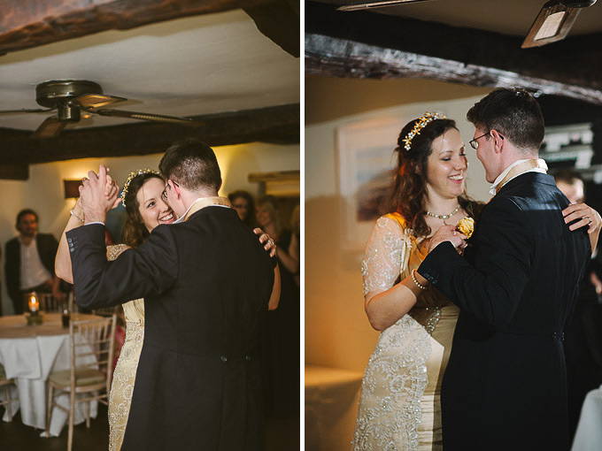 The Lugger Hotel wedding, Ellie and Phil 97