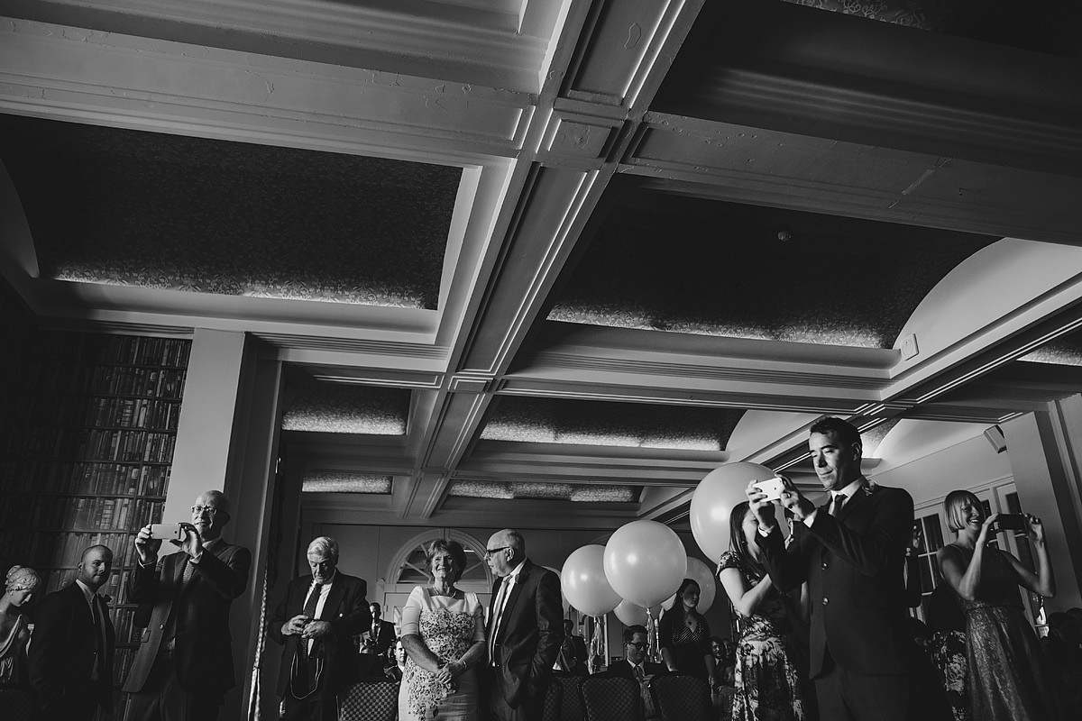 Headland Hotel wedding photos