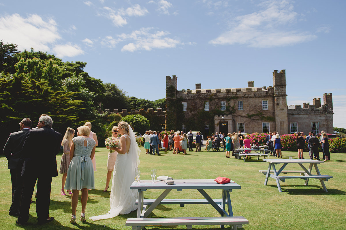 Tregenna Castle weddings