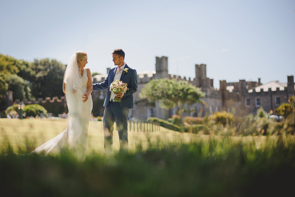 Tregenna Castle wedding photos