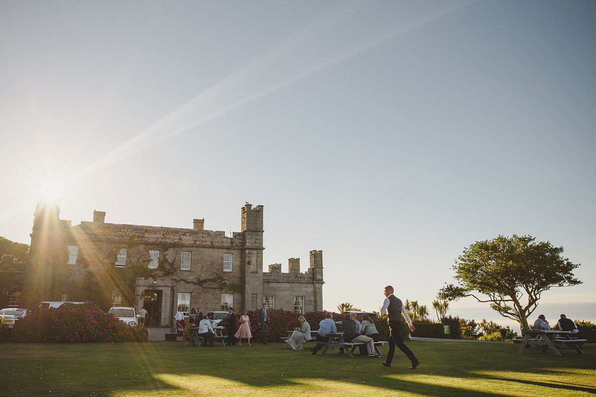Tregenna Castle wedding venue