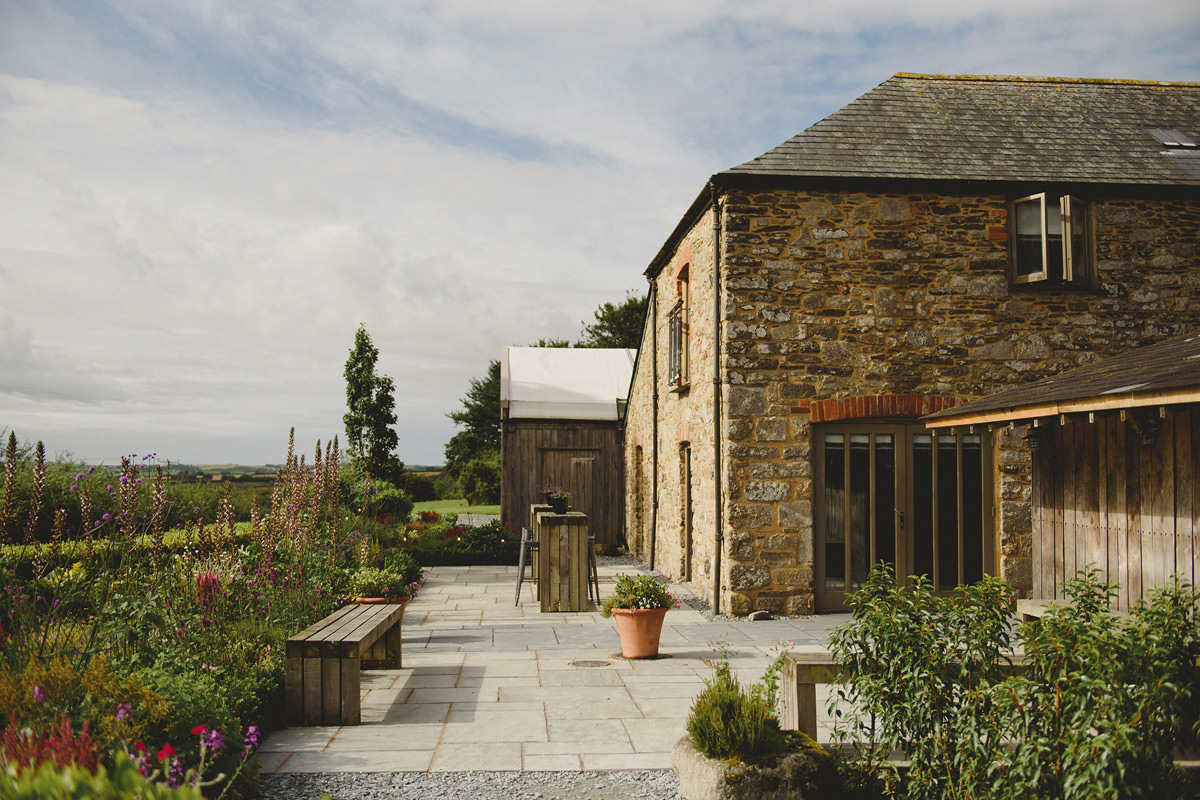 Trevenna Barns wedding venue