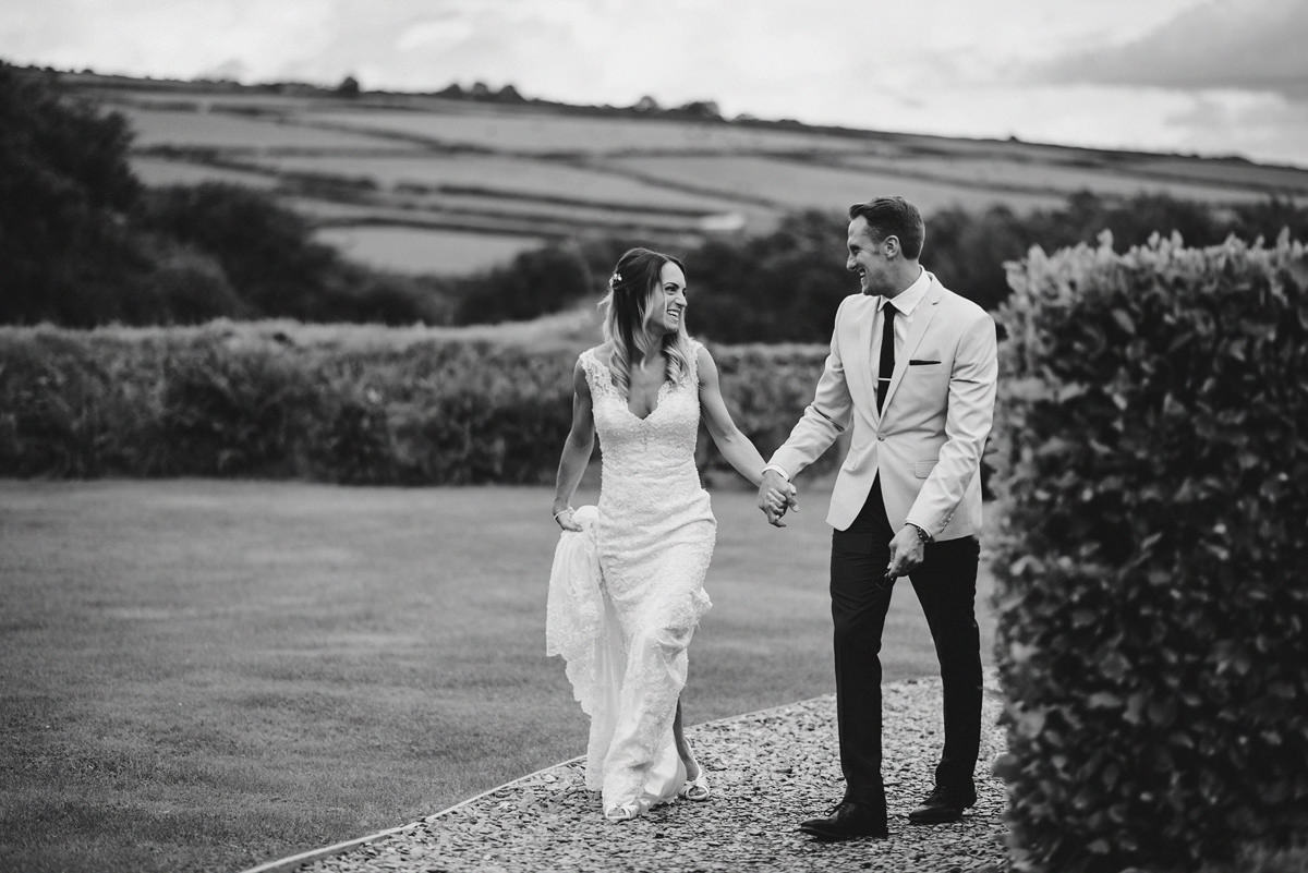 Trevenna Cornwall wedding