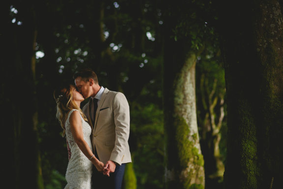 Trevenna Barns Wedding Photography: Emma & Grant